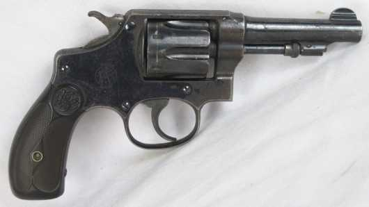 Smith and Wesson 32 long CTG, revolver