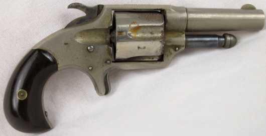 Smiths Patent No. 41 Antique Revolver