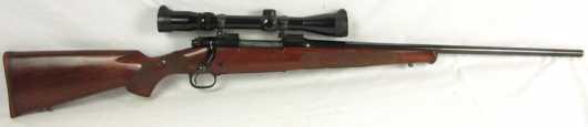 Winchester Model 70 XTR Featherweight