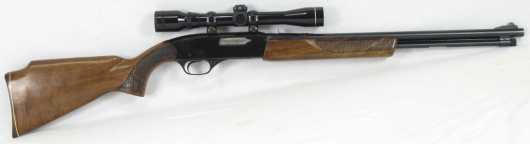 Rifle, Winchester Model 275