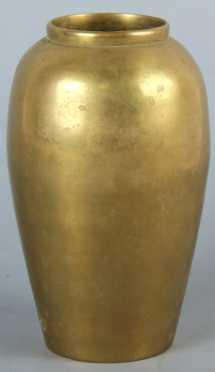 Korean Brass Vase