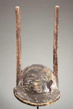 A Yoruba Egungun mask