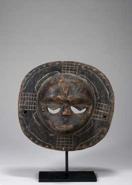 A fine and old Eket mask