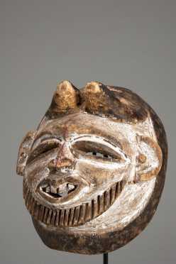 A fine Igala mask