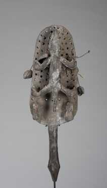 An Urhobo or Isoko rattle