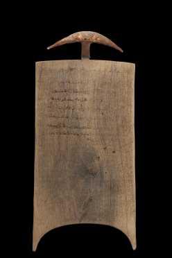 A Hausa Prayer board