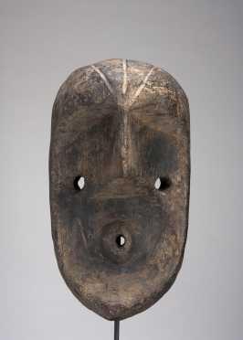 A rare Igbirra mask