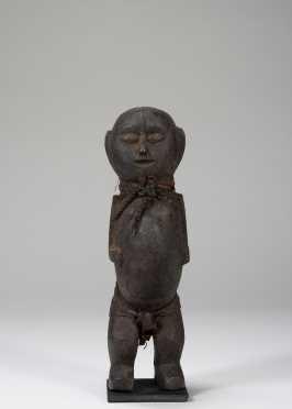A fine and rare Bafo figure