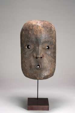 A fineNorthern Congolese mask