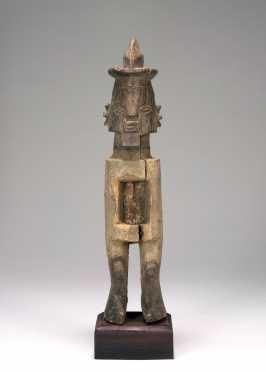 A fine Teke figure