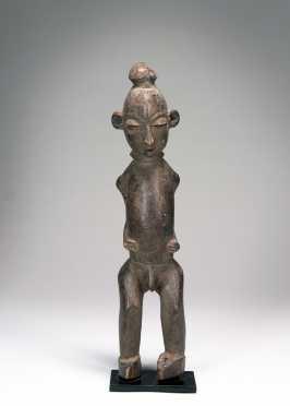 A fine Yaka or Suku Mbwoolo figure
