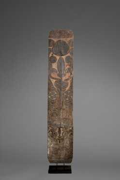A Kwoma-Washkuk spirit board