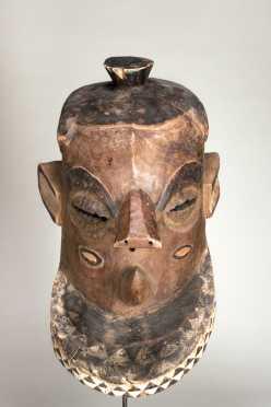 A fine Eastern Pende Giphogo mask