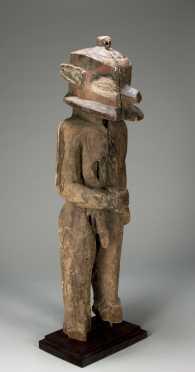 An Eastern Pende figure