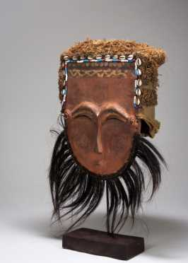 An exceptional Lele mask