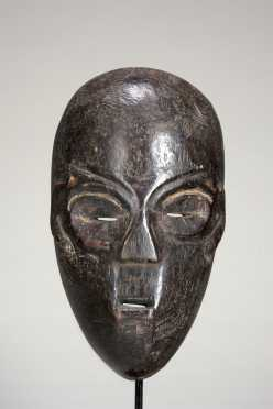 An unusual Southern Congolese mask