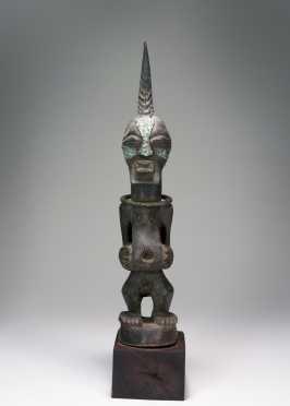 A fine Songye personal fetish figure