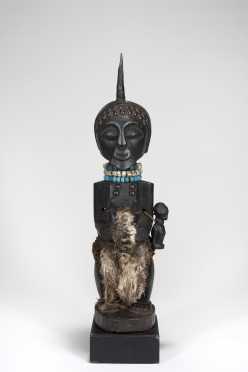 A Superb Songye figure