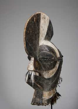 A large Songye Kifwebe mask