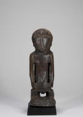 A fine pre-Bembe Hunter ancestral figure