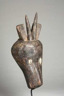 A lovely Tabwa mask