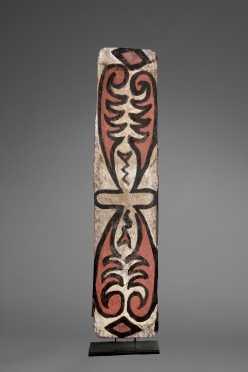 An upper Sepik spirit board
