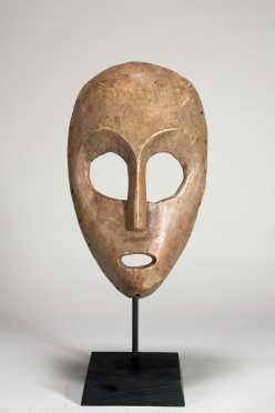 A Kumu mask