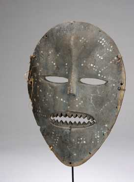 An Ituri initiation mask