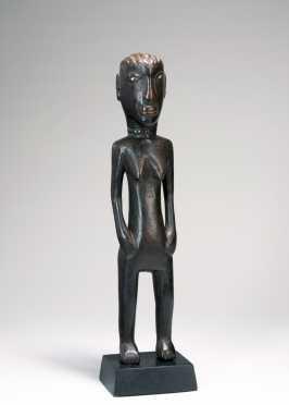 A Tanzanian female figure