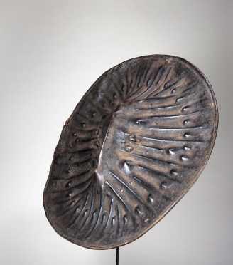 A fine Arussi shield
