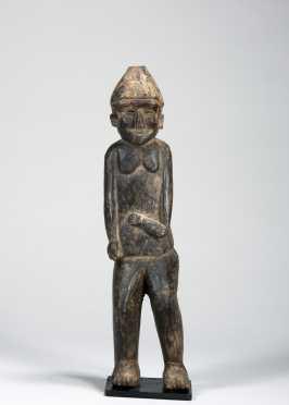 A Himalayan figure
