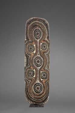 A fine upper Sepik shield