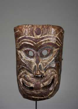 Darmapala mask - protector of the faith