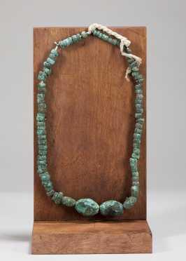 A Gimbala bronze necklace