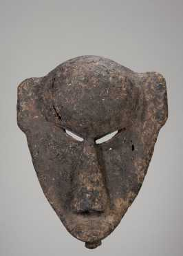 A superb old Bamana mask