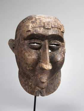 A fine Bamana mask