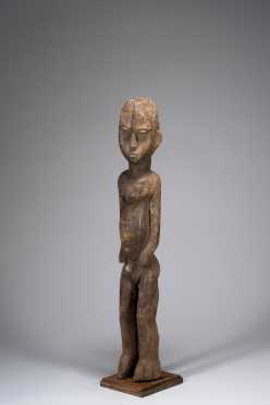 A fine Lobi figure