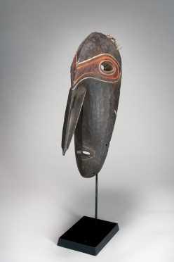 A Boiken mask