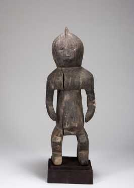 A large Losso or Tchamba figure