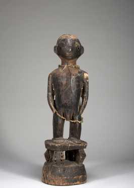 A fine Konboli figure