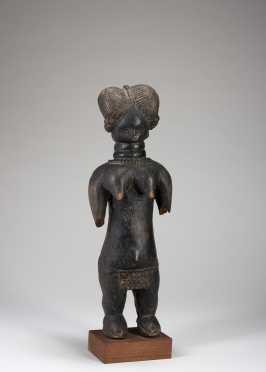 A Mende Minsereh figure