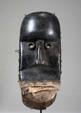 A Fine Guerze mask