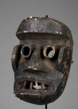 A Guere-Wobe mask